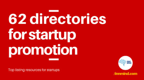 62 directories for startup promotion
